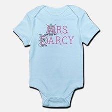 Jane Austen Mrs. Darcy Infant Bodysuit