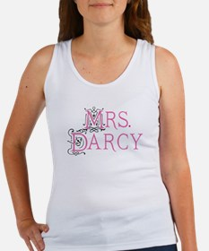 Jane Austen Mrs. Darcy Women's Tank Top