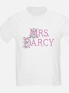 Jane Austen Mrs. Darcy T-Shirt