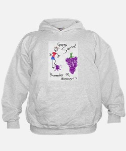 Grapes Squish Hoodie