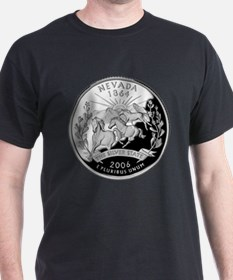 Nevada Quarter T-Shirt