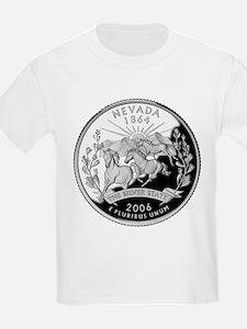 Nevada Quarter T-Shirt