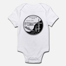 Oregon Quarter Infant Bodysuit