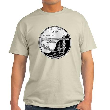 Oregon Quarter Light T-Shirt