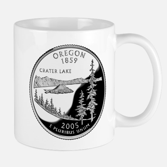 Oregon Quarter Mug