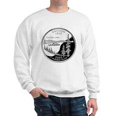 Oregon Quarter Sweatshirt