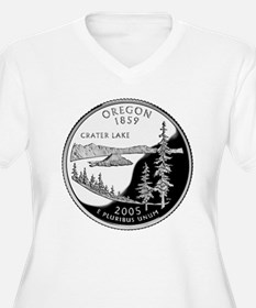 Oregon Quarter T-Shirt