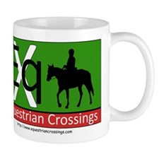 Equestrian Crossings Mug