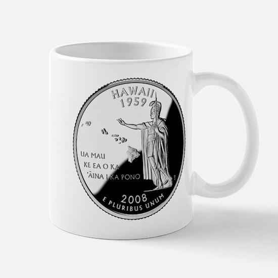 Hawaii Quarter Mug