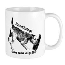 Cute Border terrier Mug