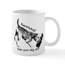 Cute Border terrier Mug