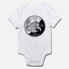 Alaskan Quarter Infant Bodysuit