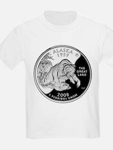 Alaskan Quarter T-Shirt