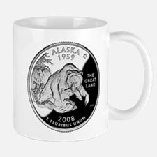 Alaskan Quarter Mug