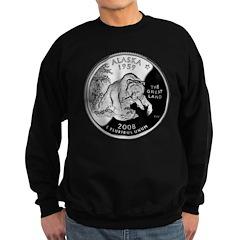 Alaskan Quarter Sweatshirt