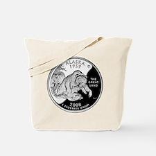 Alaskan Quarter Tote Bag