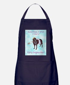 Fairy Dogmother Apron (dark)