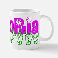 Victoria -bloom Mug