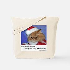 Santa Squishy Tote Bag