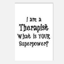 therapist Postcards (Package of 8)