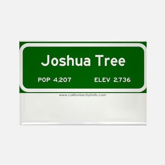 Joshua Tree Rectangle Magnet