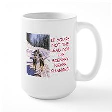 Lead Dog Mug