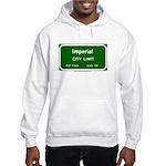 Imperial Hooded Sweatshirt