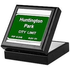 Huntington Park Keepsake Box
