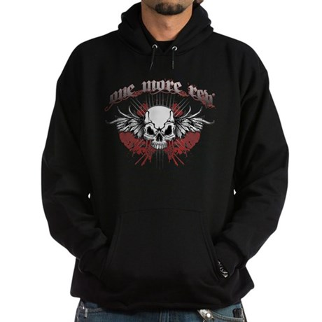 One More Rep Hoodie (dark)