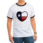 Austin Heart Ringer T