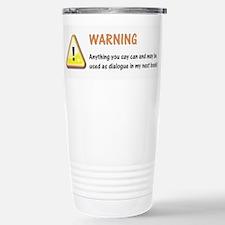 Writer's Life Travel Mug