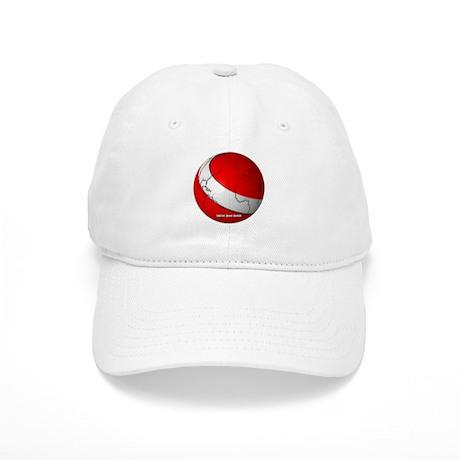 Scuba World Cap