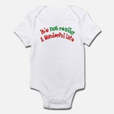 It's not really a wonderful l Infant Bodysuit