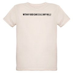 Scale Any Wall - Simple T-Shirt