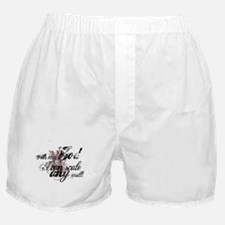 Scale Any Wall - Grunge Boxer Shorts