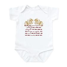 Wings Infant Bodysuit