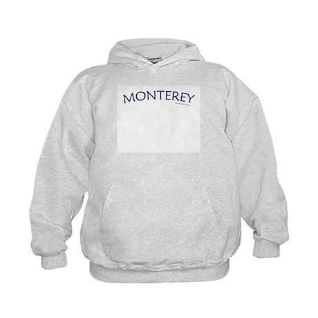 Monterey (Navy) - Kids Hoodie