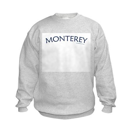 Monterey (Navy) - Kids Sweatshirt