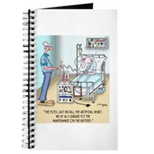 The Docs Just Install the Heart Journal