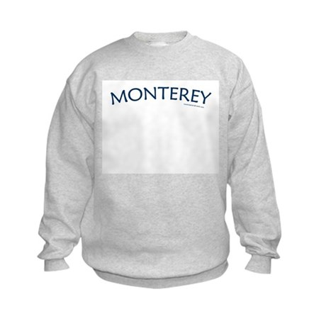 Monterey (Navy) - Kids Sweatshirt