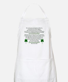 We Are the Irish Apron