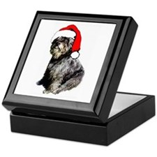 Bouvier Christmas Keepsake Box