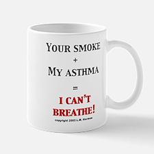 asthmaback Mugs