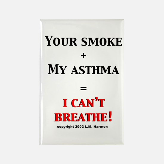 asthmaback Magnets