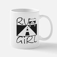 RV Girl Lefty Mug