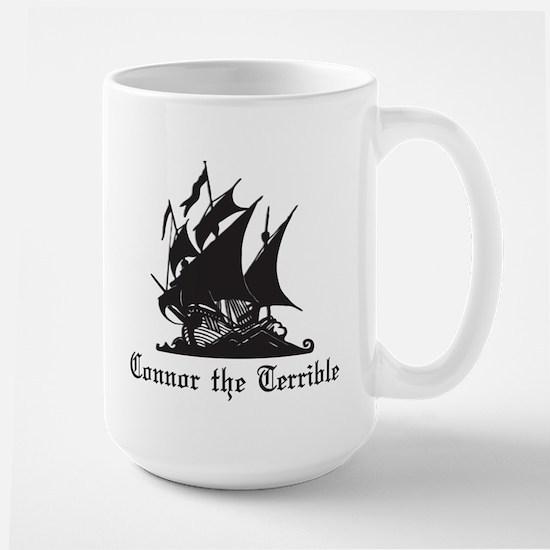 Connor the Terrible Large Mug