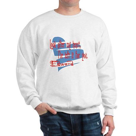 Look After My Heart Twilight Sweatshirt