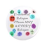 Freedom of religion Single