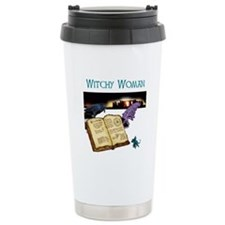 Witchy Woman too Travel Mug
