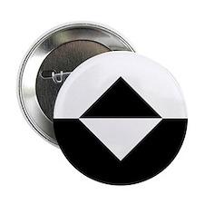"ReBoot - white Sprite icon pin 2.25"""